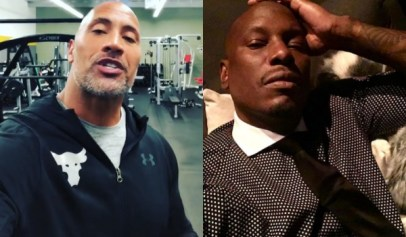 Dwayne Responds to Tyrese