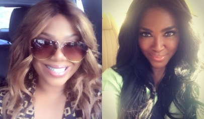 Mona Scott-Young Responds to Kenya Moore Rumor