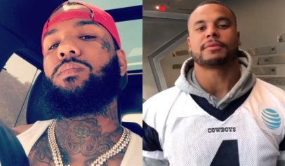 The Game Blasts Dak Prescott