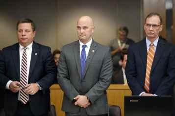 Texas Officer Murder Trial