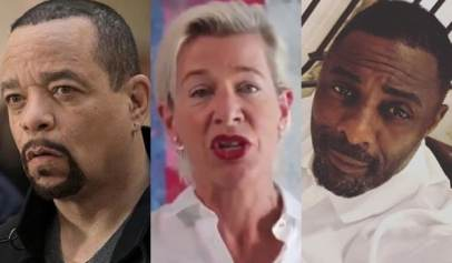 Ice T Blasts British Journalist