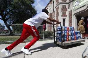 Detroit Schools Water