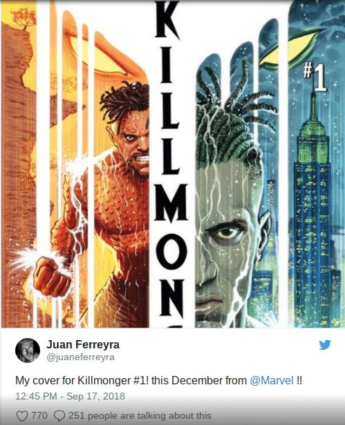 Killmonger Series