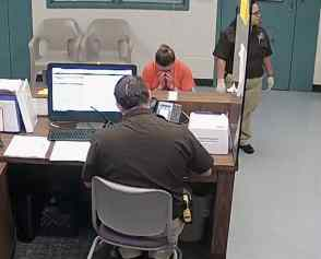 dallas officer booking