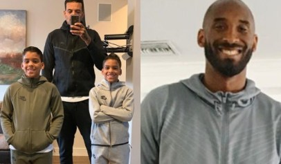 Matt Barnes Gave His Kids a Workout with Kobe Bryant as a Gift