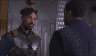 """Michael B. Jordan said playing Erik Killmonger in """"Black Panther"""" left him feeling depressed"""