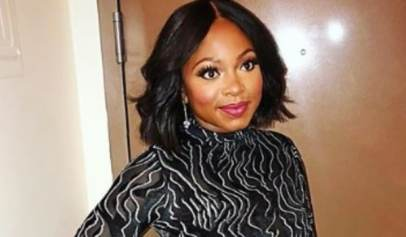 """Naturi Naughton celebrates NAACP nomination for Outstanding Actress in a Drama Series for """"Power"""" Role"""