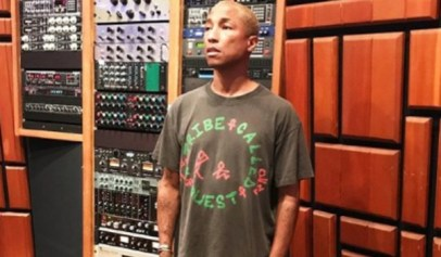 Pharrell gets blasted by pro-Palestinian groups for performing at gala for Israeli Defense Force