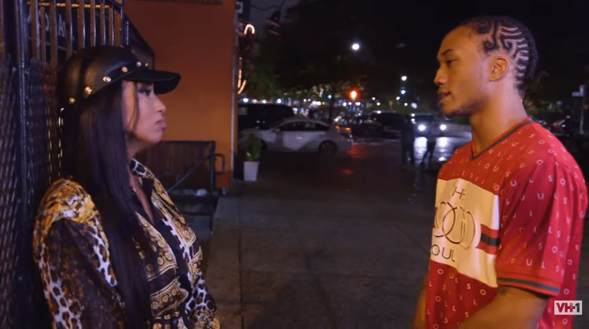 Black Ink S Sky Receives Apology From Son Genesis For His Past Erratic Behavior Leaving Her In Tears