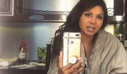 Toni Braxton said she hated having to give here ex-husband child support