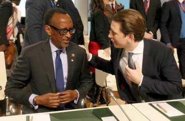 Austria EU Africa
