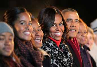 Keeping up with the Obamas