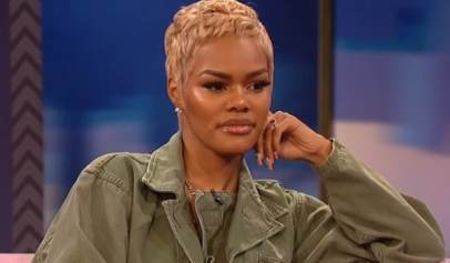 Teyana Taylor posted a nude photo of herself that got a huge reaction