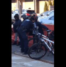 D.C. Police Stop and Frisk Youths