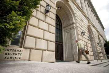 Government Shutdown IRS Tax