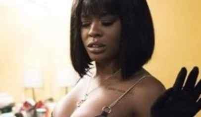 Azealia Banks said she was the victim of racism on an overseas flight.