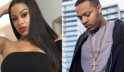 Kiyomi Leslie's 911 released got released and Bow Wow said his world is falling apart.