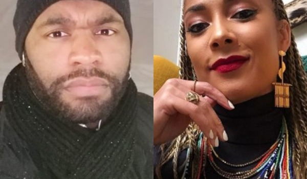 Myron Rolle responded to Amanda Seales' claim of sexual harassment.