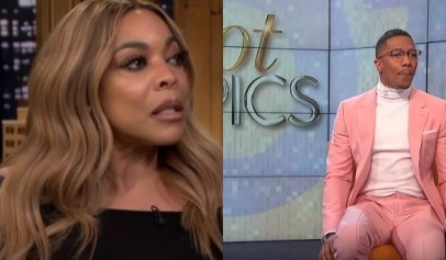 """Wendy Williams is worried that Nick Cannon will replace her as the host of """"The Wendy Williams Show"""""""