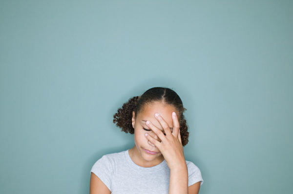 Biracial Girl Bullied
