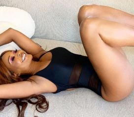 Cynthia Bailey in swimsuit
