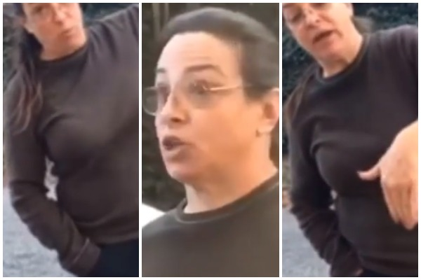 UPS Worker Harassed
