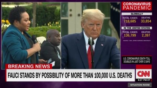 Trump and Alcindor