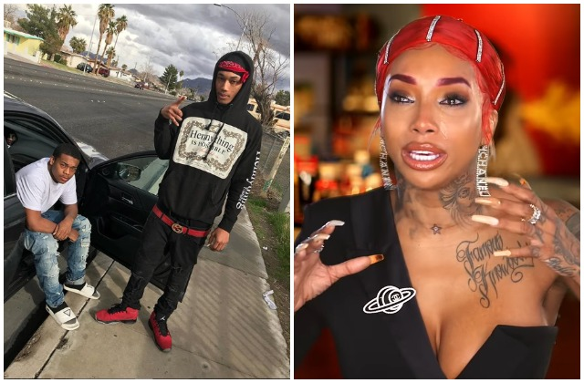 U See Thru The Bulls T Black Ink Crew Star Sky Days Is Slammed By Eldest Son For Her Explosive Fight With Dessalines