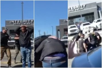 Sacramento Co. Deputies Arrest Black Man