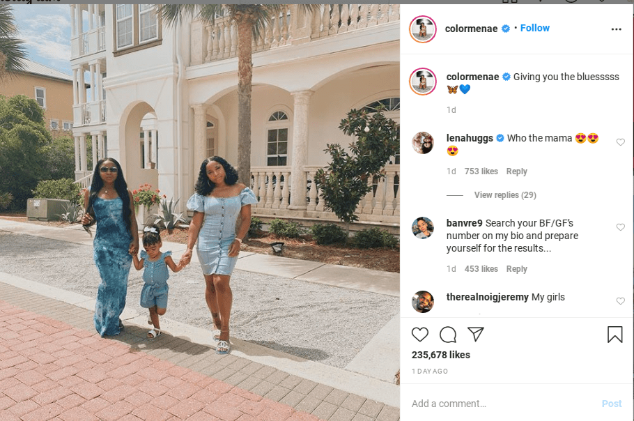 'Who the Mama?': Reginae Carter Shares Family Shot with Toya Johnson and Reign, Fans Can't Tell Who's the Mother