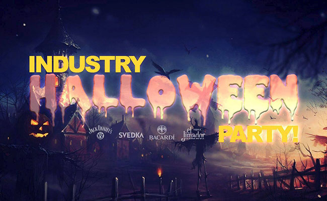 Industry Halloween Atlanta