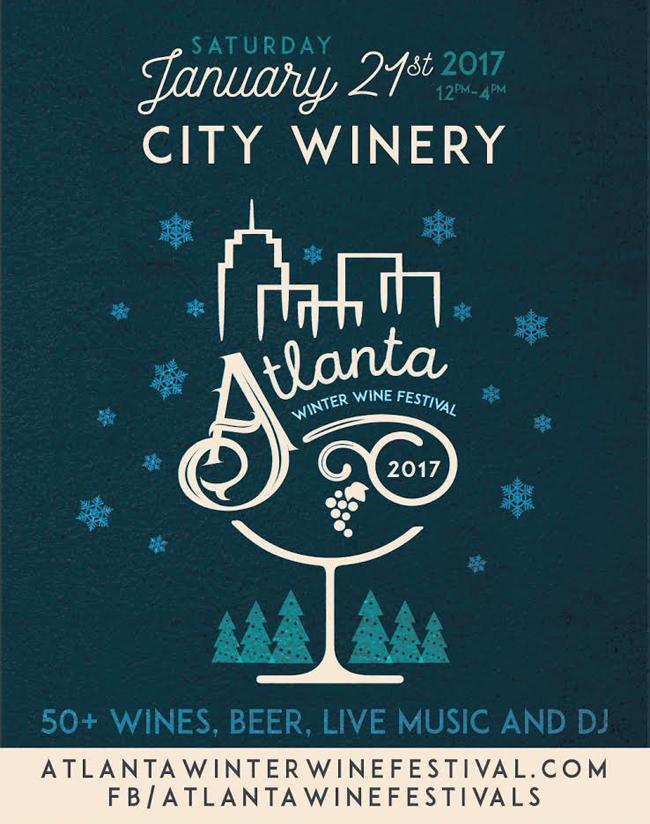 atlanta winter wine festival
