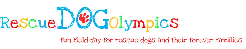 Rescue DOGS Olympics logo