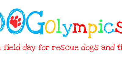 Rescue DOGS Olympics logo