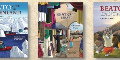 Beato books 1-3 banner image