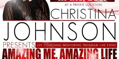 Christina Johnson Event