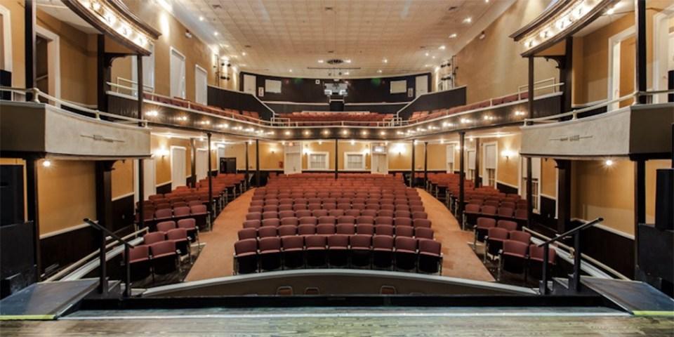 Morton Theatre SoundBoard