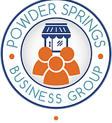 Powder Springs Business Group Logo