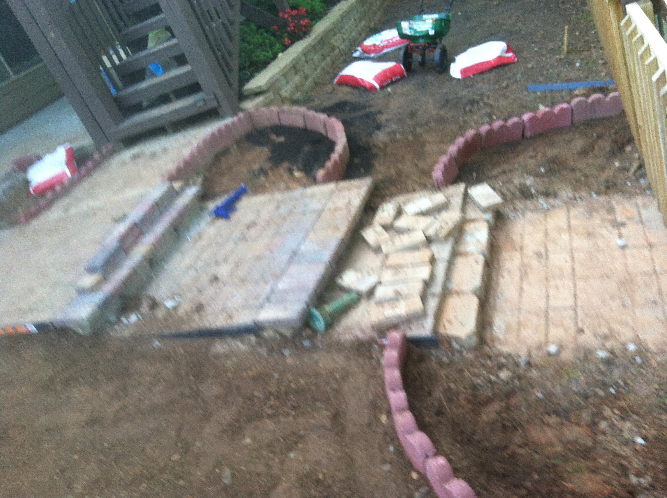 Drainage Solutions Retaining Walls Gravel Stone Work