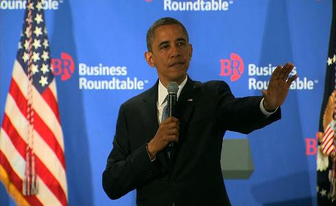 Obama press-conference