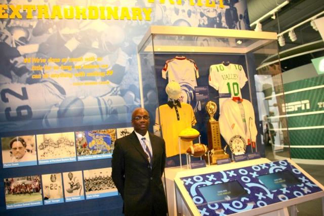 HBCU exhibit