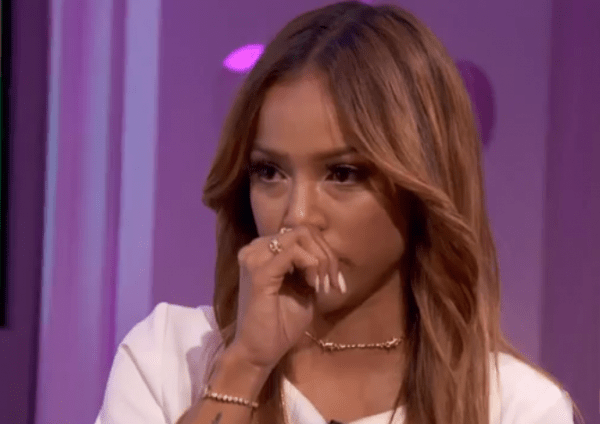 karrueche-tran-gets-emotional-over-relationship-with-chris-brown-battle-with-rihanna-and-love-triangle-youtube