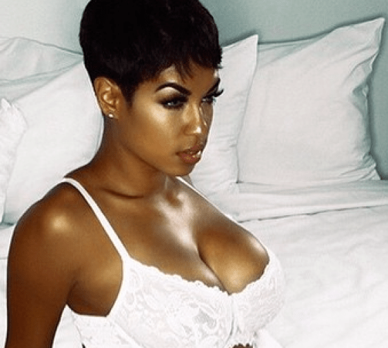 Safaree replaces Nicki Minaj with beautiful banger model Zashia ...