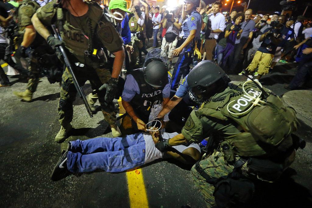 police treat