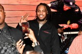 """ATLANTA, GEORGIA - MARCH 10: Waka Flocka attends the premiere of """"Waka & Tammy: What The Flocka"""" at Republic on March 10, 2020 in Atlanta, Georgia. (Photo by Paras Griffin/Getty Images WE tv)"""