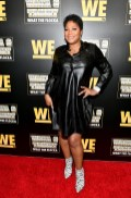 """ATLANTA, GEORGIA - MARCH 10: Trina Braxton attends the premiere of """"Waka & Tammy: What The Flocka"""" at Republic on March 10, 2020 in Atlanta, Georgia. (Photo by Paras Griffin/Getty Images WE tv)"""