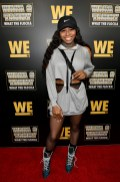 """ATLANTA, GEORGIA - MARCH 10: Alexis Lex attends the premiere of """"Waka & Tammy: What The Flocka"""" at Republic on March 10, 2020 in Atlanta, Georgia. (Photo by Paras Griffin/Getty Images WE tv)"""