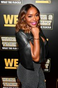 """ATLANTA, GEORGIA - MARCH 10: Quad Webb attends the premiere of """"Waka & Tammy: What The Flocka"""" at Republic on March 10, 2020 in Atlanta, Georgia. (Photo by Paras Griffin/Getty Images WE tv)"""