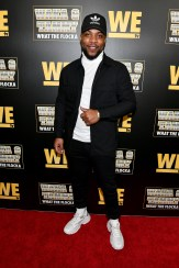 """ATLANTA, GEORGIA - MARCH 10: Chevy Clarke attends the premiere of """"Waka & Tammy: What The Flocka"""" at Republic on March 10, 2020 in Atlanta, Georgia. (Photo by Paras Griffin/Getty Images WE tv)"""
