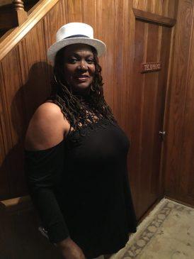 Ouida Franklin. Atlanta Jazz Diva.